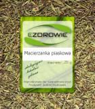 Macierzanka piaskowa (liść) - 25g - Andrzej Wojtkowski