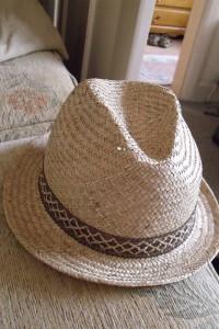 kapelusz słomiany