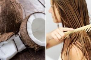 olej kokosowy do wlosów