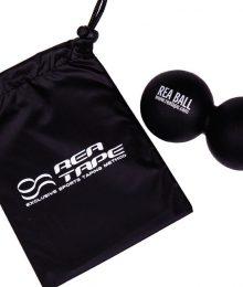 podwójna piłka do masażu rea ball double